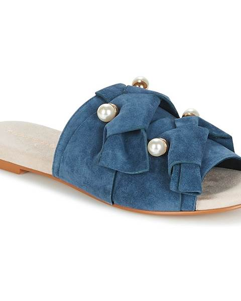 Modré topánky KG by Kurt Geiger