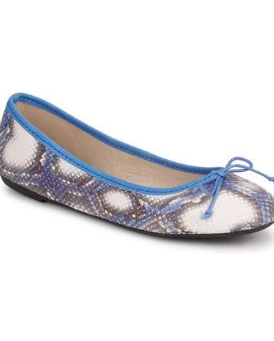 Modré balerínky Koah