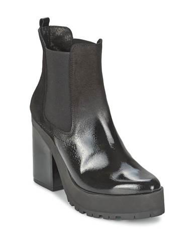 Čierne topánky Miista