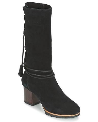 Čierne čižmy Sorel