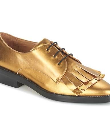 Zlaté topánky Castaner