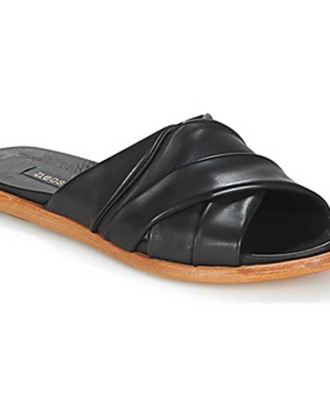 Čierne topánky Neosens