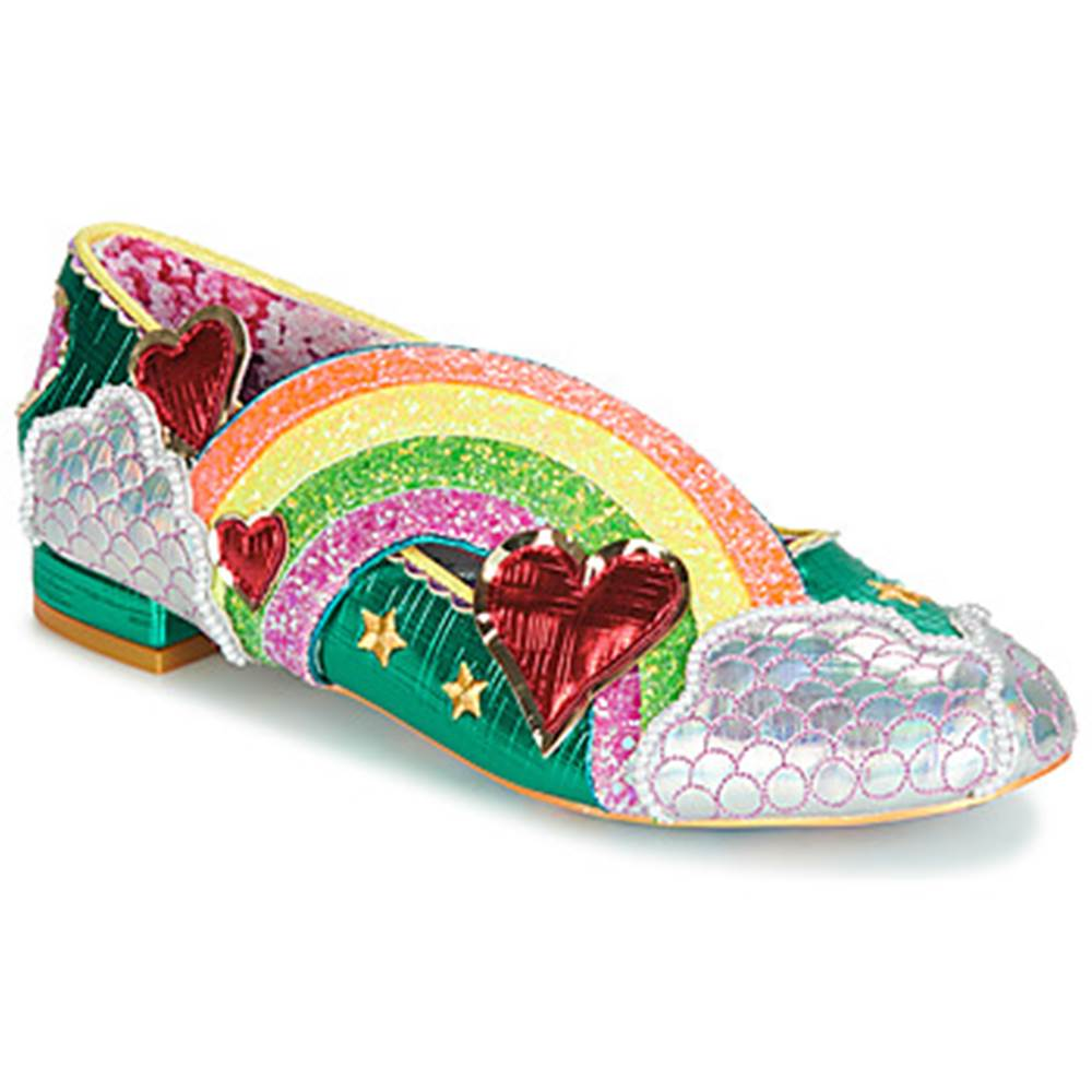 Irregular Choice Balerínky/Babies Irregular Choice  HOLIDAY ROMANCE