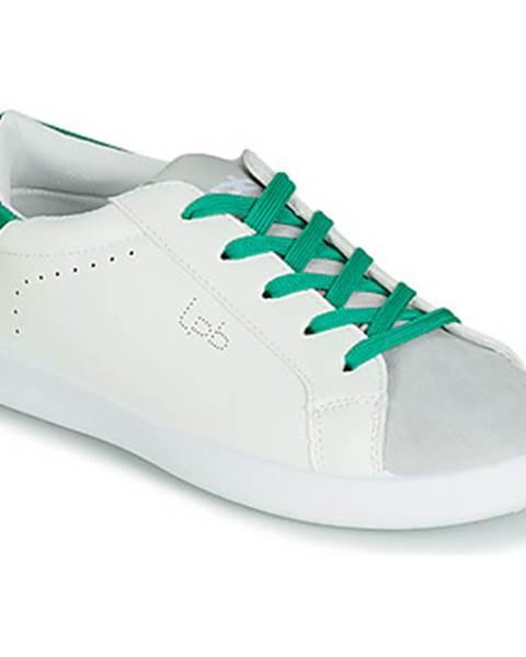Biele tenisky LPB Shoes