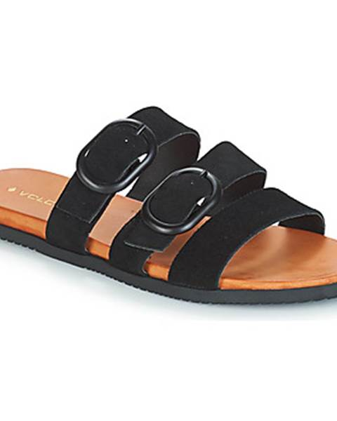 Čierne topánky Volcom