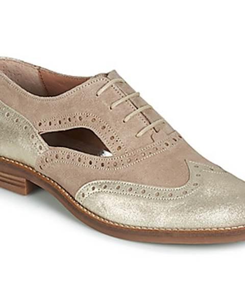 Béžové topánky Myma