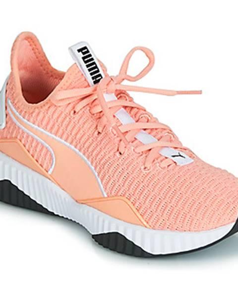 Oranžové tenisky Puma
