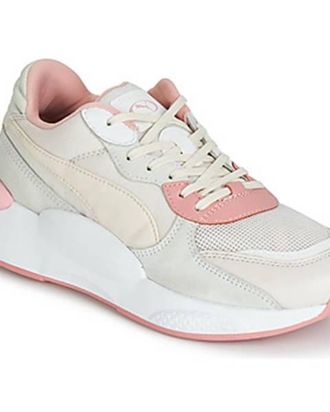 Béžové tenisky Puma