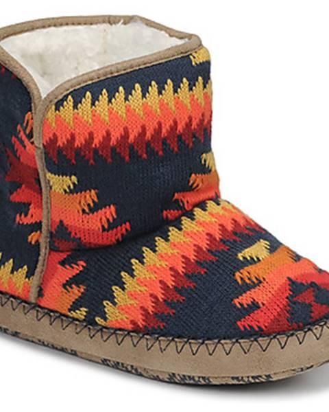Modré papuče Cool shoe