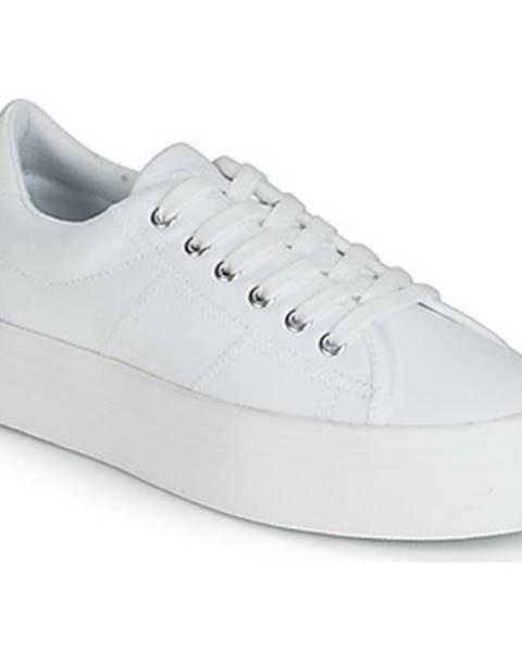 Biele tenisky No Name