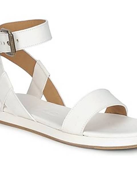 Biele sandále Rochas