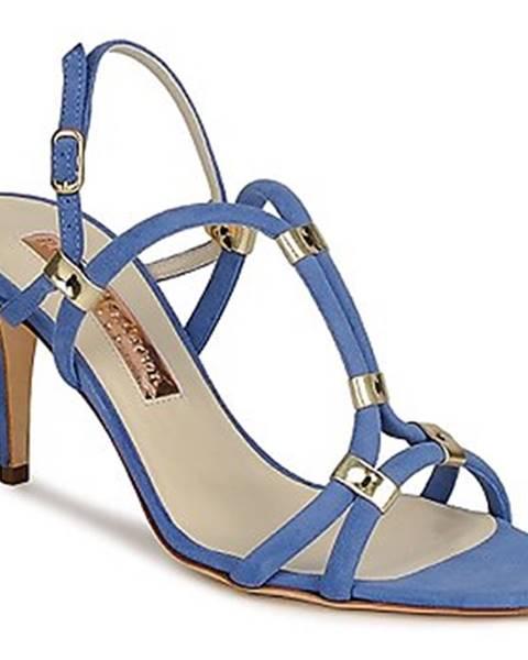 Modré sandále Rupert Sanderson