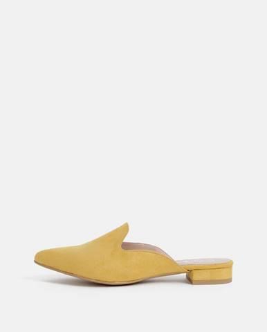 Žlté papuče OJJU