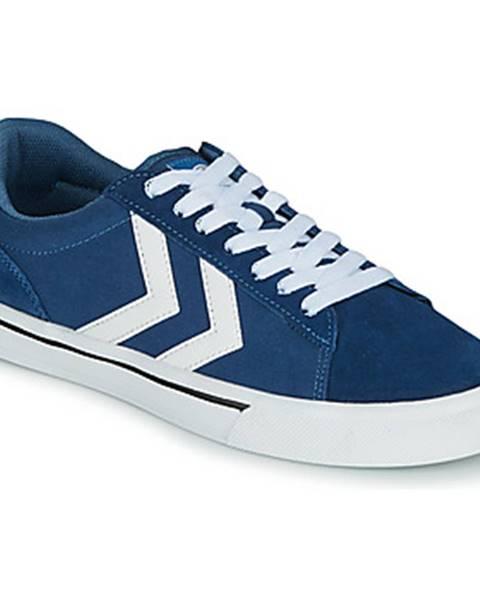 Modré tenisky Hummel
