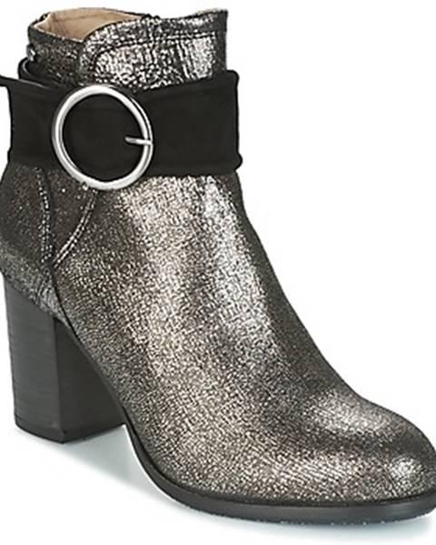 Čierne topánky Dkode