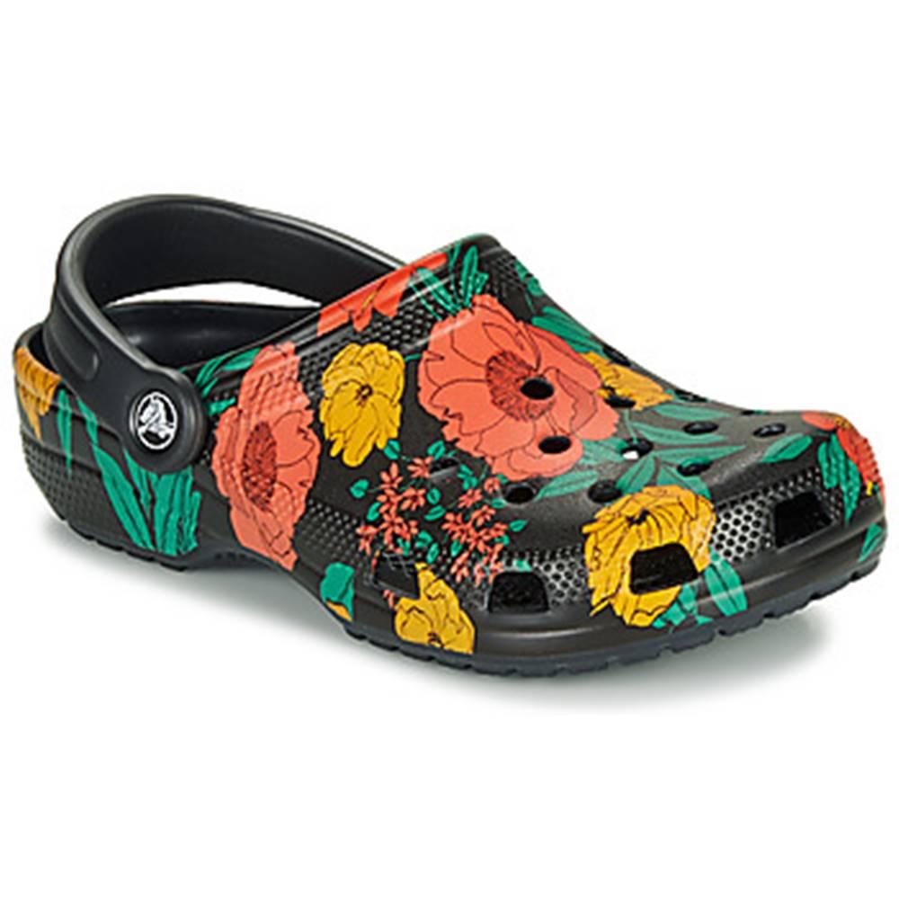 Crocs Nazuvky Crocs  CLASSIC PRINTED FLORAL CLOG