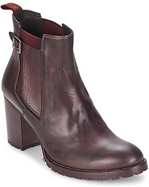 Červené topánky Liebeskind