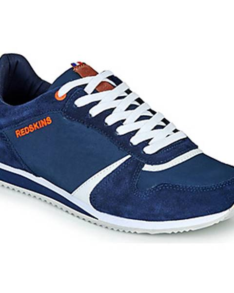 Modré tenisky Redskins