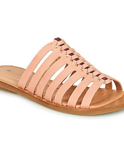 Ružové topánky El Naturalista
