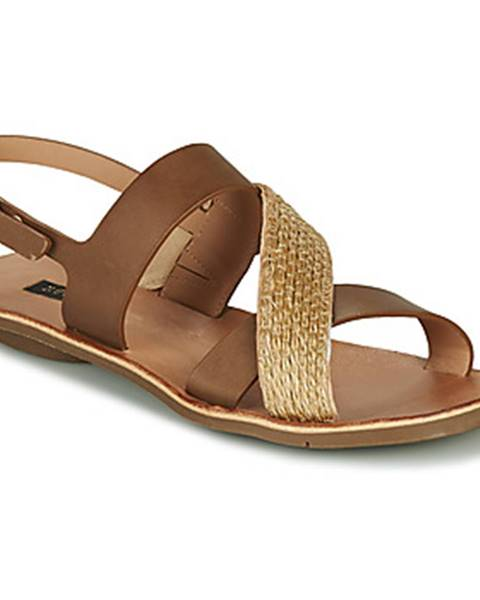 Hnedé sandále Neosens