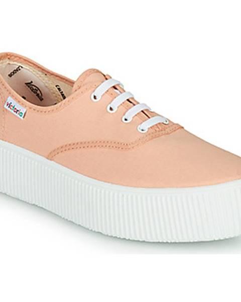 Oranžové tenisky Victoria