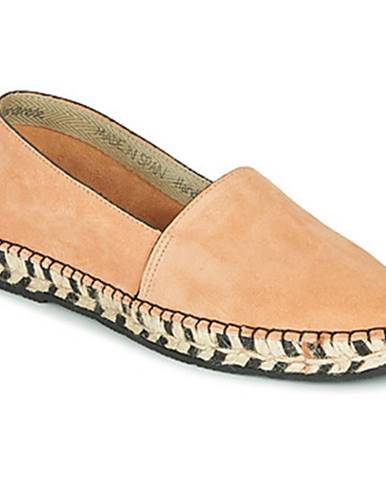 Hnedé espadrilky Betty London