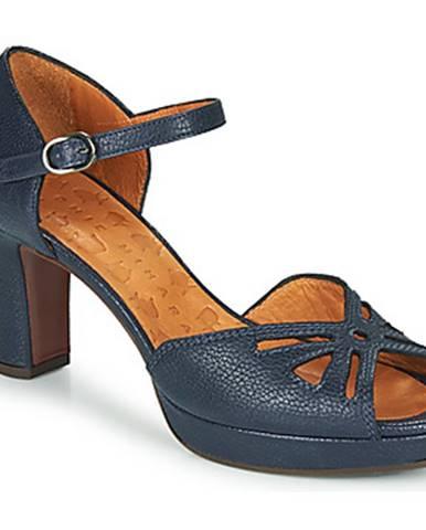 Modré sandále Chie Mihara
