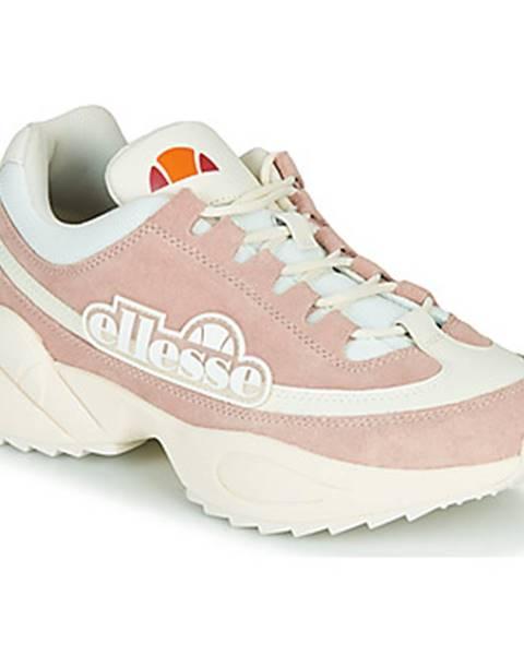 Ružové tenisky Ellesse