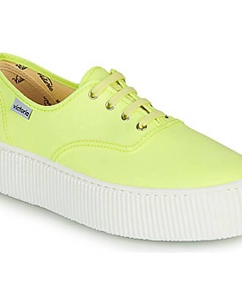 Žlté tenisky Victoria