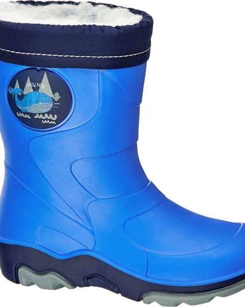 Modré gumáky Cortina
