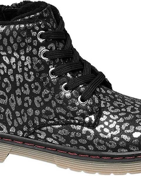 Čierne topánky Cupcake Couture