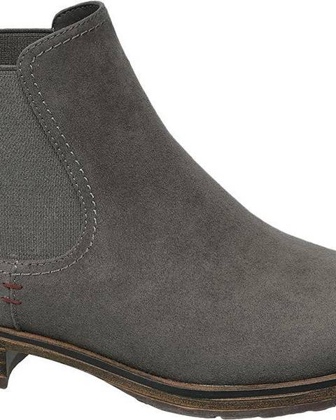 Sivé topánky Graceland