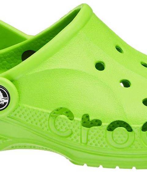 Zelené sandále Crocs