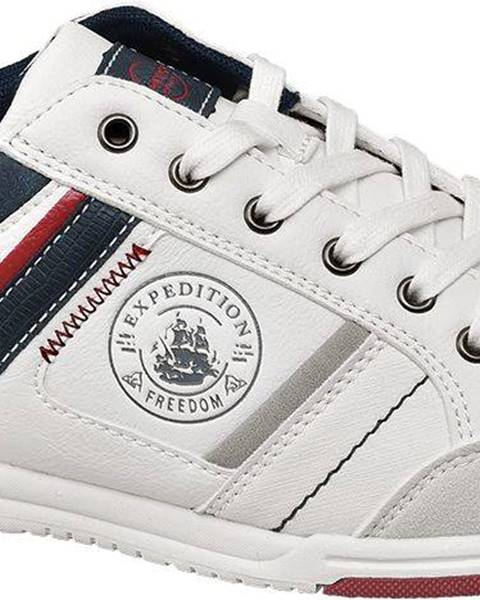 Biele topánky Memphis One