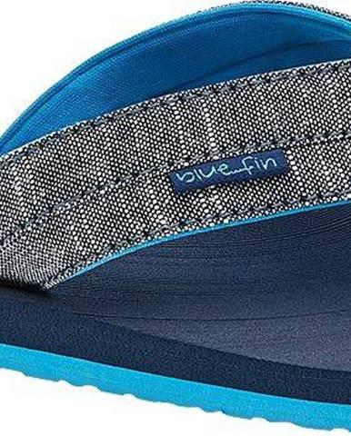 Modré sandále Blue Fin