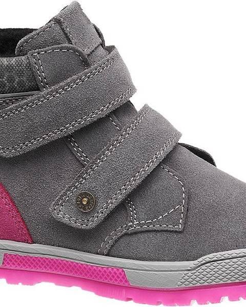 Sivé topánky Bartek
