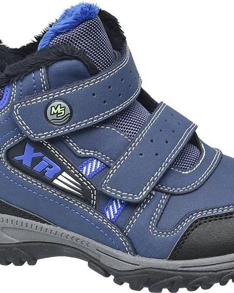 Modré topánky Cortina