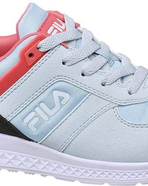 Modré tenisky Fila