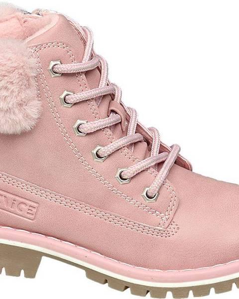 Ružové topánky Venice