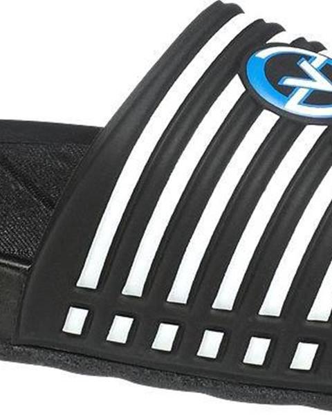 Čiernobiele sandále Victory