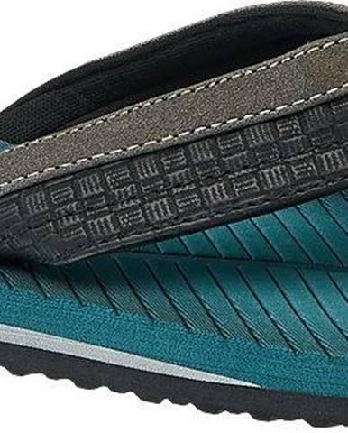 Sivé sandále Blue Fin