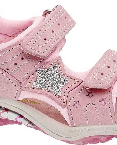 Ružové sandále Cupcake Couture