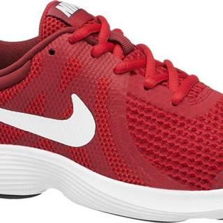 NIKE - Červené tenisky Nike Revolution 4 Gs