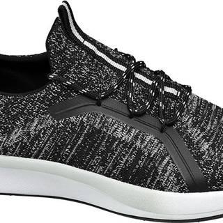 Vty - Čierno-sivé tenisky Vty