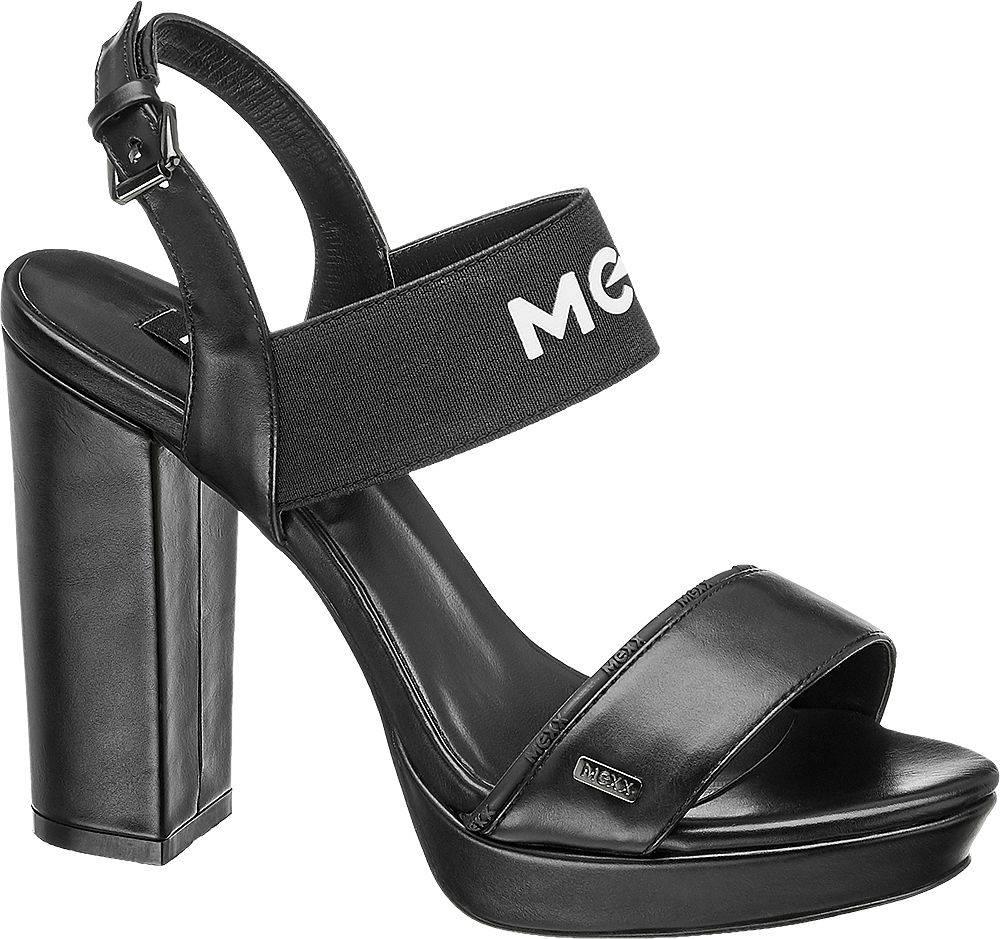 MEXX MEXX - Sandále na vysokom podpätku