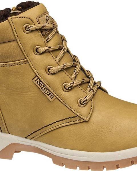 Béžové topánky Kappa
