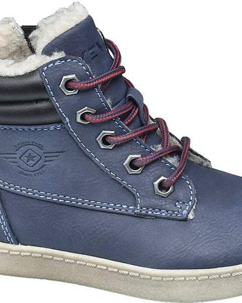 Modré topánky Venice