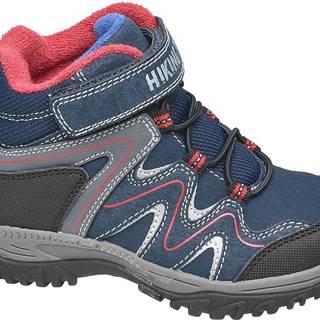 Cortina - Modrá členková obuv Cortina