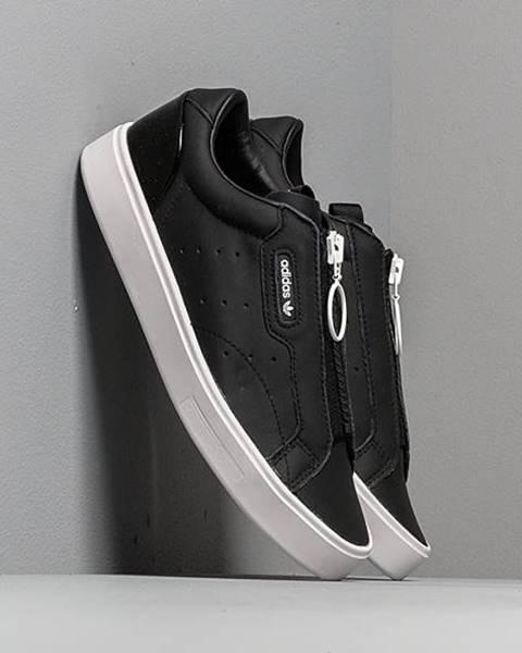 Čierne tenisky adidas Originals