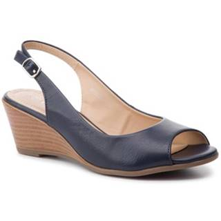 Sandále Clara Barson WS1519-1 koža ekologická